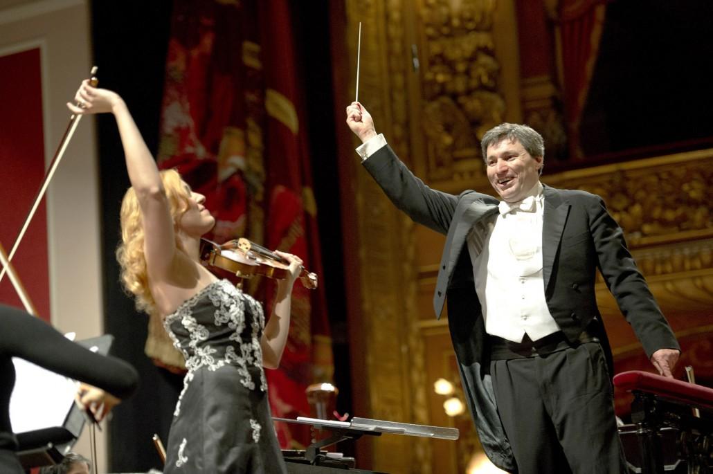 Marianna Vasileva with Jorge Lhez Teatro Colón