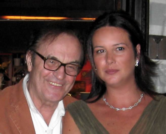 belén alonso with Charles dutoit