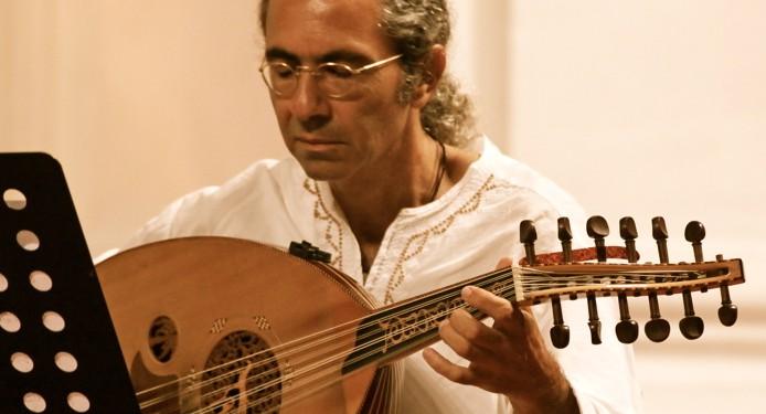 """""""In a free spirit"""" Yair Dalal, oud & violin"""
