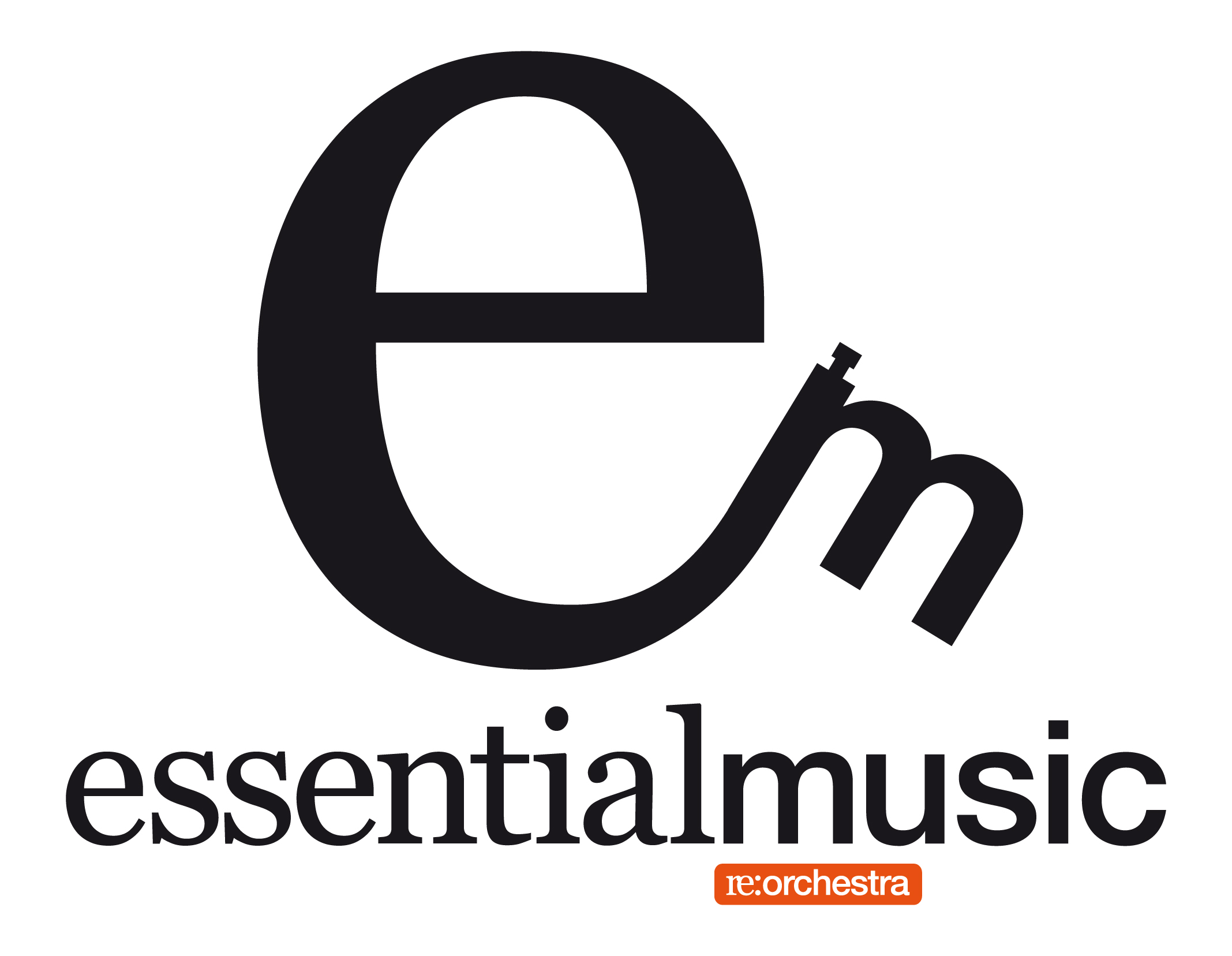re_essential music logo