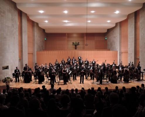 shlomo mintz plays with orquesta sinfónica nacional del ecuador