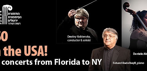 dmitry yablonsky on tour with iso in the USA
