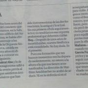 Crítica Pere Estelrich