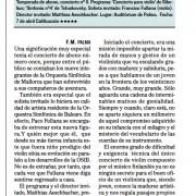 El Mundo Mallorca - CULTURA - pag 83