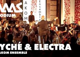 AKOM Ensemble and Roberto Beltrán-Zavala