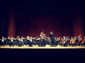 Francesca dego sinfonica nacional peru
