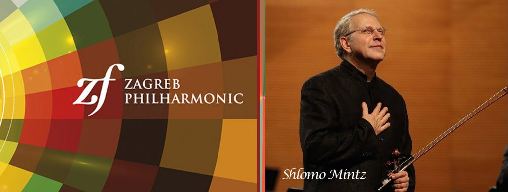 shlomo mintz zagreb philharmonic