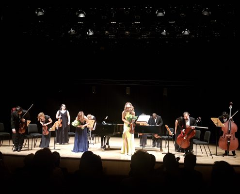 Francesca Dego & F. Leonardi and kiev virtuosi