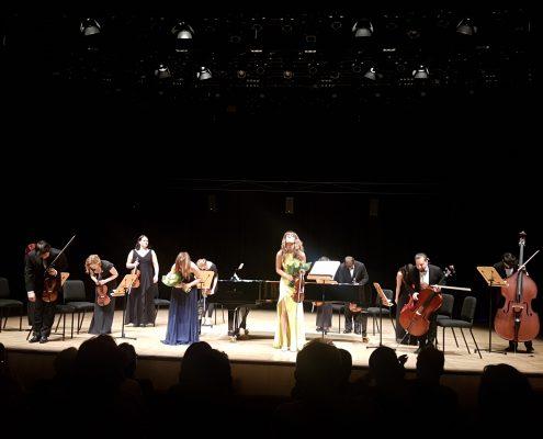 Francesca Dego & F. Leonardi and kiev virtuosi