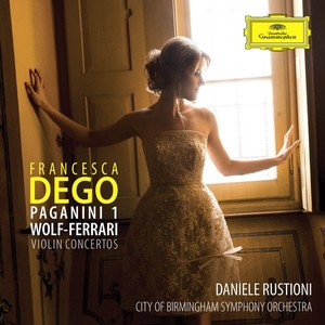 Francesca Dego CD cover album deutsche Grammophon