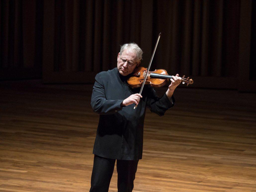 Shlomo Mintz Yong Siew Toh Conservatory of Music Ysaye sonatas