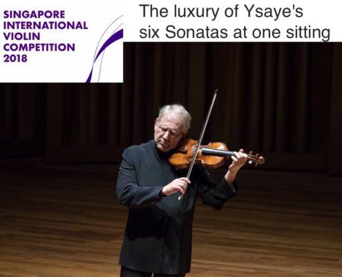 shlomo mintz ysaye sonatas singapore