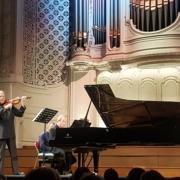 Shlomo Mintz - Itamar Golan Gaveau Paris