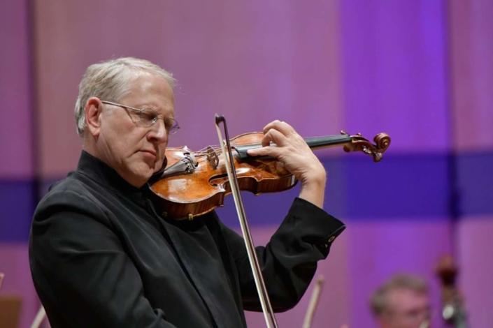 XII Huberman Violin Festival Opening Concert, by Shlomo