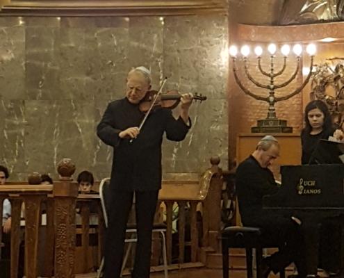 Shlomo Mintz Itamar Golan Cordoba 6