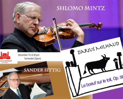 shlomo mintz milhaud
