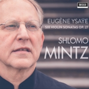 Ysaye sonatas Shlomo Mintz